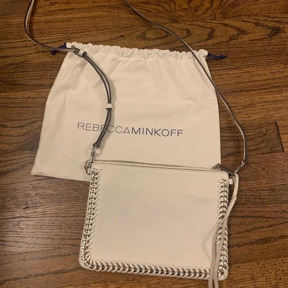 Rebecca Minkoff Handbags - Rebecca Minkoff White Crossbody Bag
